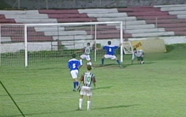 Atualmente na segunda divisão do estadual, Independência-AC não conquista um título desde 1998 (Foto: Globo Esporte Acre)