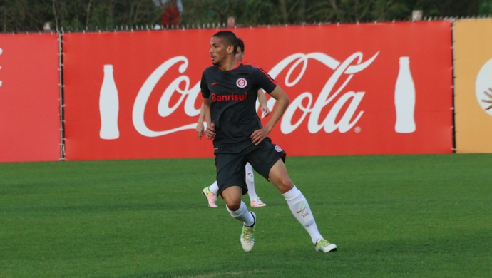 Rivaldinho Andrigo Inter (Foto: Tomás Hammes / GloboEsporte.com)