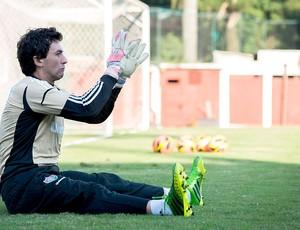 Ricardo Berna treino Fluminense (Foto: Nelson Perez / Fluminense. F.C.)