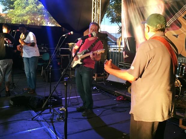 Edvaldo Santana é atração nesta sexta-feira no festival  (Foto: Botucanto/ Divulgação )
