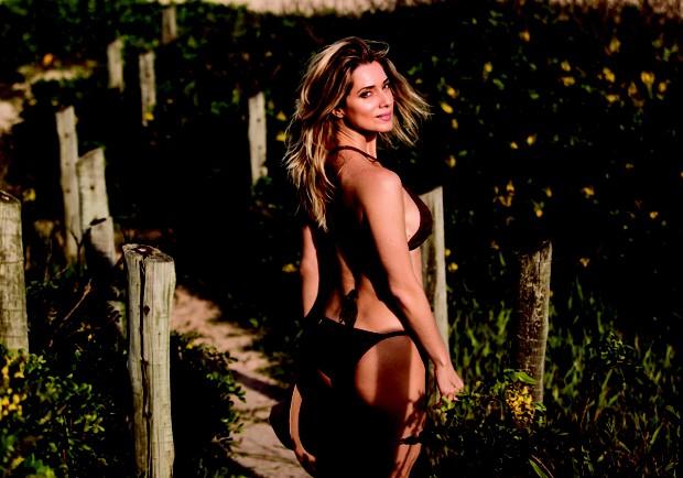 Letícia Spiller (Foto: Reprodução)