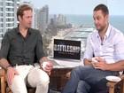 'Já tenho ideia para a sequência', diz diretor de 'Battleship'; veja entrevistas
