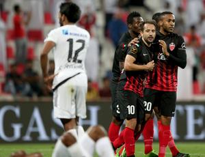 BLOG: Éverton Ribeiro garante vitória do Al Ahli nos Emirados com gol no final