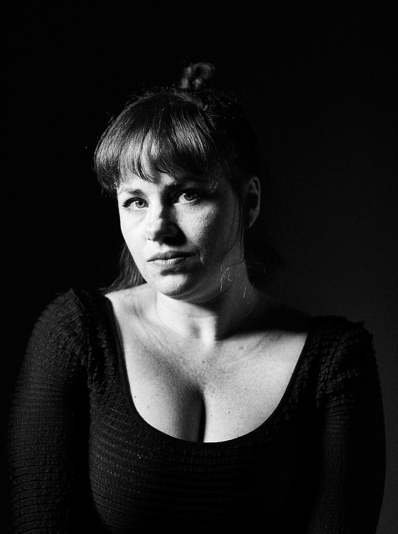 Karine, em cartaz nos cinemas, viverá personagem misteriosa em Tempo de amar:  (Foto:  Pablo Saborido)