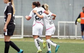 Paulistas goleiam na Copa do Brasil de futebol feminino; Náutico está fora