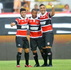 Central x Santa Cruz Campeonato Pernambucano (Foto: Aldo Carneiro / Pernambuco Press)
