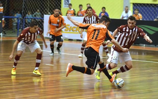 4a5ccc3188 Carlos Barbosa X Orlândia Futsal (Foto  Ulisses Castro   Jornal Contexto)