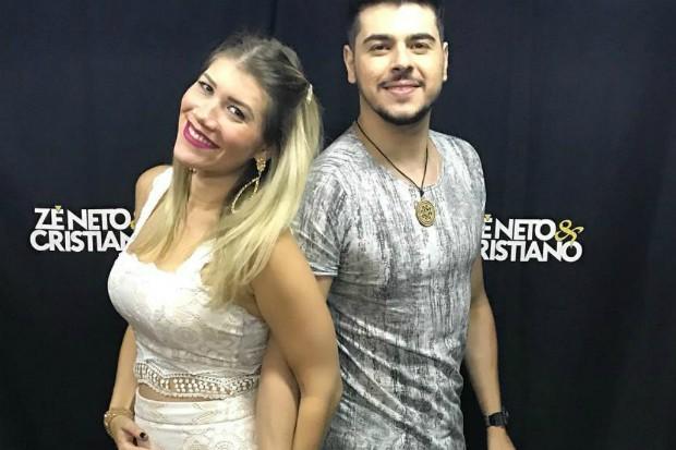 Cristiano e Paula Vaccari (Foto: Reprodução/Instagram)