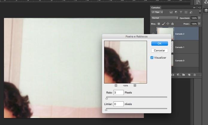 Elimine pequenas sujeiras de suas fotos no Photoshop (Foto: Reprodução/André Sugai)