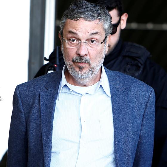 O ex-ministro Antonio Palocci (Foto:  Rodolfo Buhrer/REUTERS)