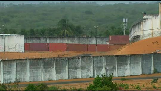 Força Nacional encontra dois túneis fora de Alcaçuz e apreende drogas