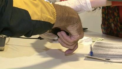 Eleitores têm até quarta-feira para fazer o cadastramento biométrico