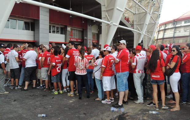 ainda falta (Paula Menezes/GloboEsporte.com)