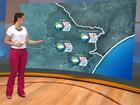 Terça-feira começa com chuva no Norte, e instabilidade avança pelo RS
