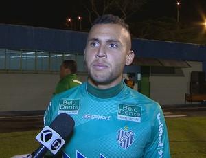 Victor Souza Tupi (Foto: Reprodução/Tv Integração)