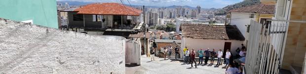 Comunidade da Mariquinha ganha reconstrução da Rua Waldemiro Monguilhot (editar título)