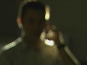 Ao perceber golpe, morador de Itapetininga gravou a ligação (Foto: Reprodução/ TV TEM)