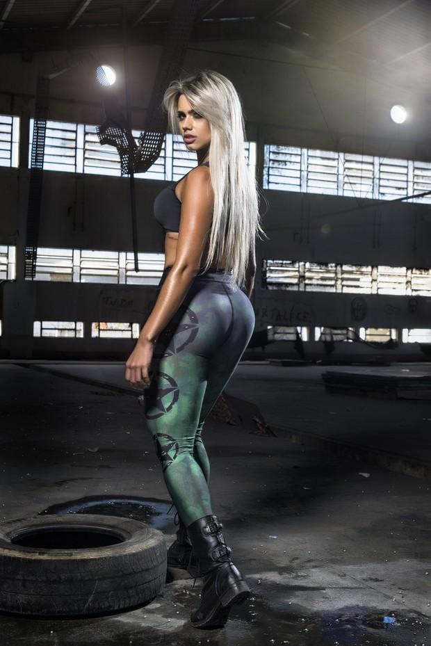 Janaína Santucci (Foto: Vagner Souza_MF Models Assessoria)