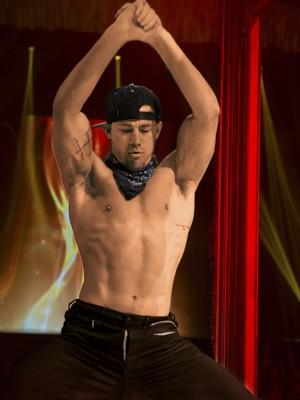 Channing Tatum em 'Magic Mike XXL' (Foto: Divulgação)