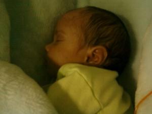 Vinícius Samuel, de Suzano, nasceu com problema congênito na coluna. (Foto: Ana Paula/Arquivo Pessoal)