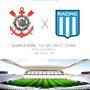 FICHA dos jogos Sulamericana Corinthians x Racing