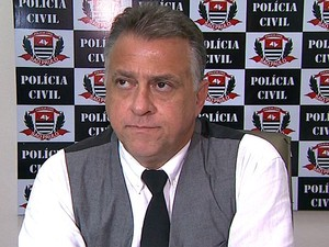 Paulo Henrique Martins de Castro diz que deve concluir inquérito na próxima semana.  (Foto: Reprodução/EPTV)