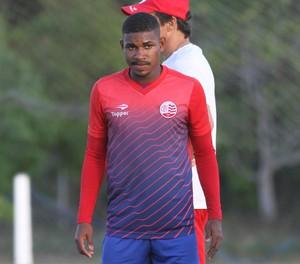 Jefferson Nem Náutico (Foto: Marlon Costa/ Pernambuco Press)