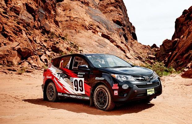 Toyota RAV4 Rally (Foto: Divulgação)