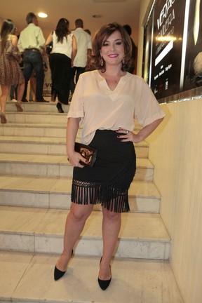Regiane Alves (Foto: Isac Luz / EGO)