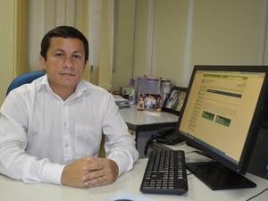 Segundo o presidente do Prodap, Alípio Júnior, a unidade de medida não era vista como necessária no portal (Foto: Abinoan Santiago/G1)