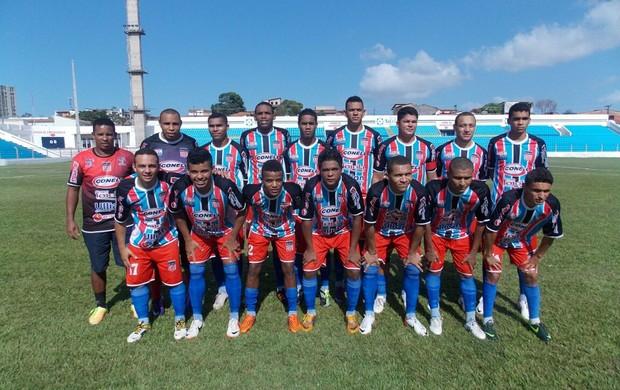 Balsas é campeão maranhense da Série B de 2012 (Foto: Bruno Alves/Globoesporte.com)