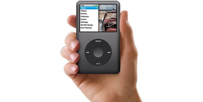 Apple parou de fabricar iPod Classic porque não conseguiu mais fornecedores de peças (Foto: Divulgação)