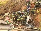 SP: homens que ficaram dez horas presos em ferragens são resgatados