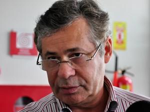 O empresário Robério Garcia, presidente do Consórcio Marechal Rondon. (Foto: Renê Dióz/G1)