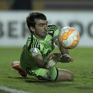 Barovero, Tigres x River Plate (Foto: Agência AP)