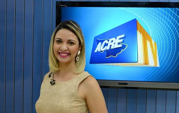 Apresentadora Aline Vieira aproveita as férias durante todo o mês de novembro e retorna em dezembro (Foto: Murilo Lima)