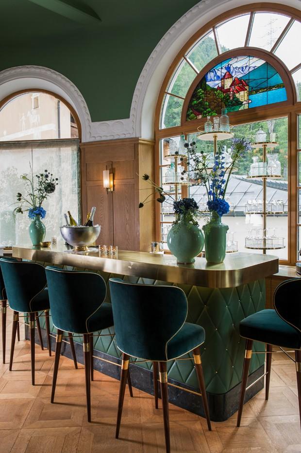 Hotel Walther, na Suíça, celebra 110 anos com reforma ambiciosa (Foto:  Divulgação)