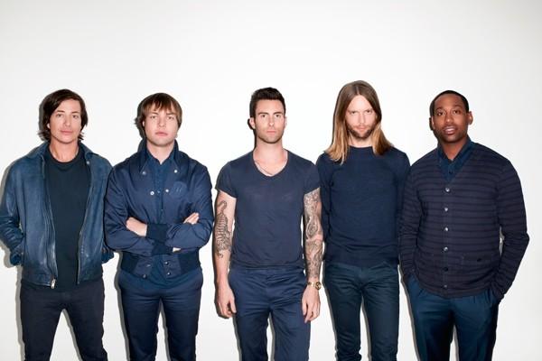 Maroon 5 (Foto: Divulgao)