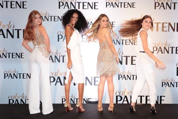 Marina Ruy Barbosa Embaixadora da marca Pantene (Foto: Rafael Cusato/EGO)