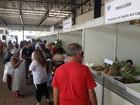 Feira de empreendedorismo expõe produtos do campo, em Macapá
