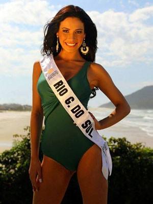 Julia Gama Miss Mundo Brasil (Foto: Leonardo Rodrigues/ Miss Mundo Brasil 2014)