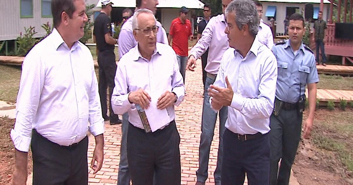 4f29e1036 G1 - Com participação de ministro, Sítio Histórico é aberto ao público no  Acre - notícias em Acre