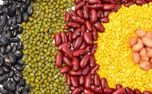 Uma das fontes de protena indicadas pela nutricionista so os gro (Foto: Getty Images)