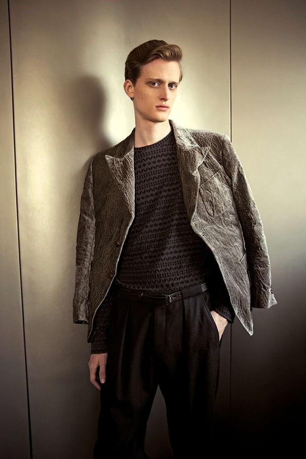 Moda Armani (Foto: Stefania Paparelli)