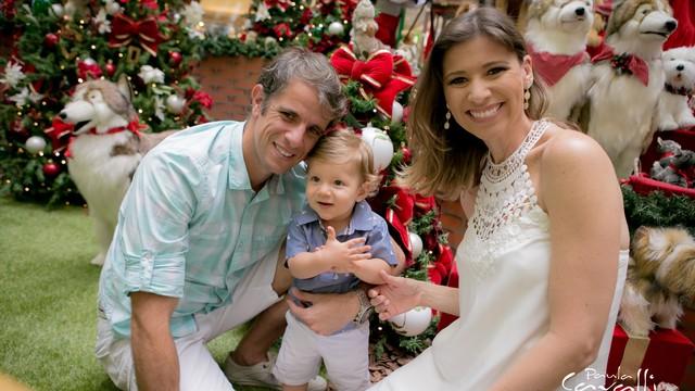 Camille Reis vai passar Natal com a família (Foto: Paula Cavalli/Divulgação)