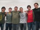 Seis estudantes brasileiros disputam mundial de matemática na Argentina