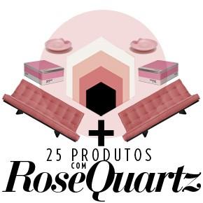 Produtos em tons de rosa (Foto: Casa Vogue)