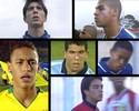 Veja imagens de Neymar, Xavi e Ronaldinho no Mundial Sub-17