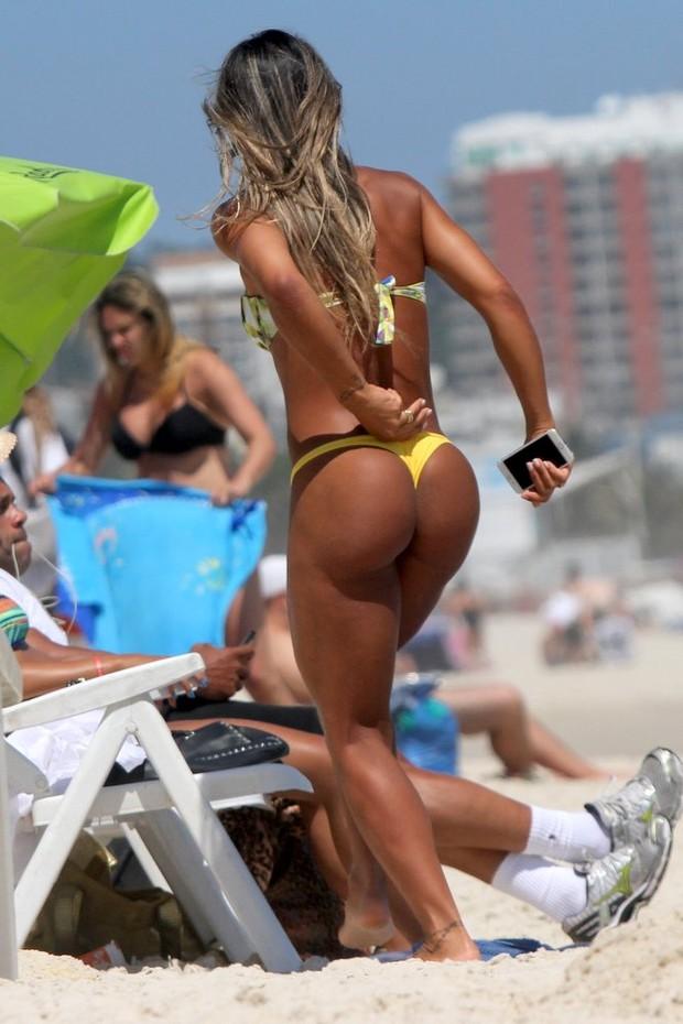 Mayra Cardi (Foto: Marcos Ferreira /photo rio news)