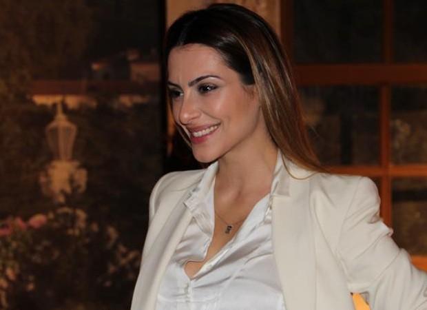 Cleo, a independente Bianca, terá um affair com Stenio, personagem de Alexandre Nero (Foto: TV Globo/TV Globo)